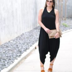 Relaxed Summer Style: Harem Jumpsuit