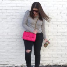 VIDEO: 5 WAYS TO STYLE BLACK DENIM FOR SPRING